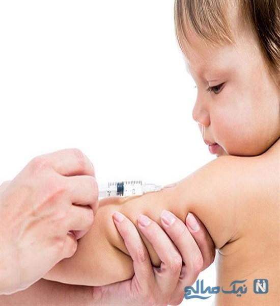 راه های عالی برای آرام کردن نوزاد در زمان واکسیناسیون!