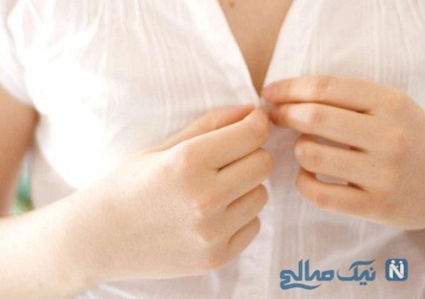نکات مهم برای سفت و کوچک کردن سینه ها
