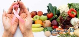 کاهش سرطان سینه با مصرف فیبر