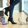 آسیب های پوشیدن کفش های پاشنهبلند، بر کمر و فیزیک بدن