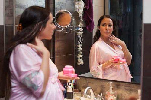 حفظ زیبایی در زمان بارداری