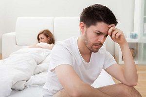 بررسی دلایل کاهش میل جنسی در مردان