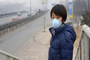 خطرات آلودگی هوا برای کودکان
