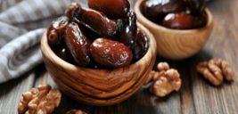 خواص مصرف رطب و خرما