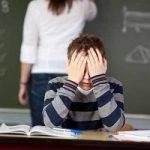 نگرانی ها و استرس کودکان در محیط مدرسه