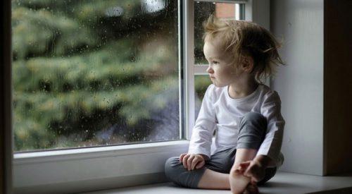 تنهایی کودکان