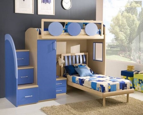 نمونه های جدید و زیبا از دکوراسیون اتاق کودک +عکس