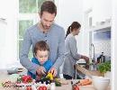 نظر اسلام درباره کار مردان در خانه