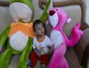 اسباب بازیهای کهنه کودک را چه کار کنیم