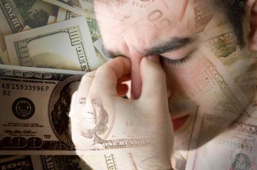 برخورد با استرس مالی