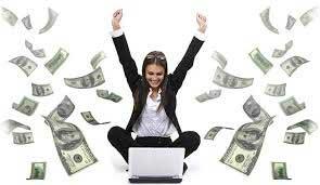 رسیدن به درآمد بالا برای خانم ها