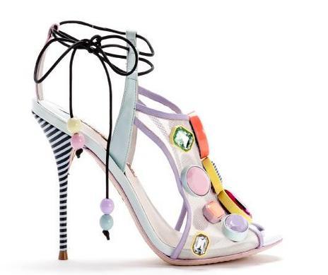 مدلهای شیک و باکلاس کفش پاشنه بلند دخترانه! +عکس