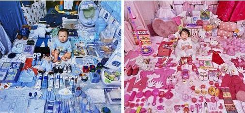 اتاق کودک به سبک بچه میلیونرها! +عکس