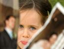 عارضه های جسمی و روحی طلاق والدین روی کودک