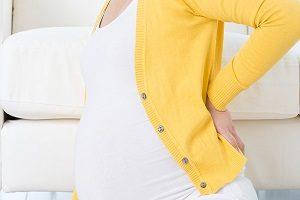 پیشگیری از کمردرد دردوران بارداری