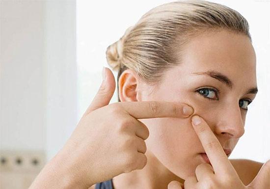 جوش هایی روی پوست ایجاد می شوند دقیقا چه چیزی به ما می گویند؟