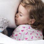 خر و پف کردن کودکان چطور درمان کنیم؟