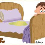 شب ادراری کودکان را چگونه درمان کنیم؟