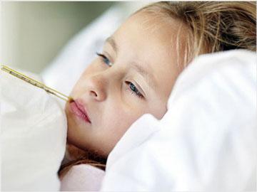 کنترل تب در کودکان با استفاده از بهترین شیوه ها