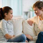صمیمیت در بزرگسالی با اهمیت والدین به حرف های کودکان