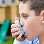 کودکان آسمی و خطر ابتلا به چاقی
