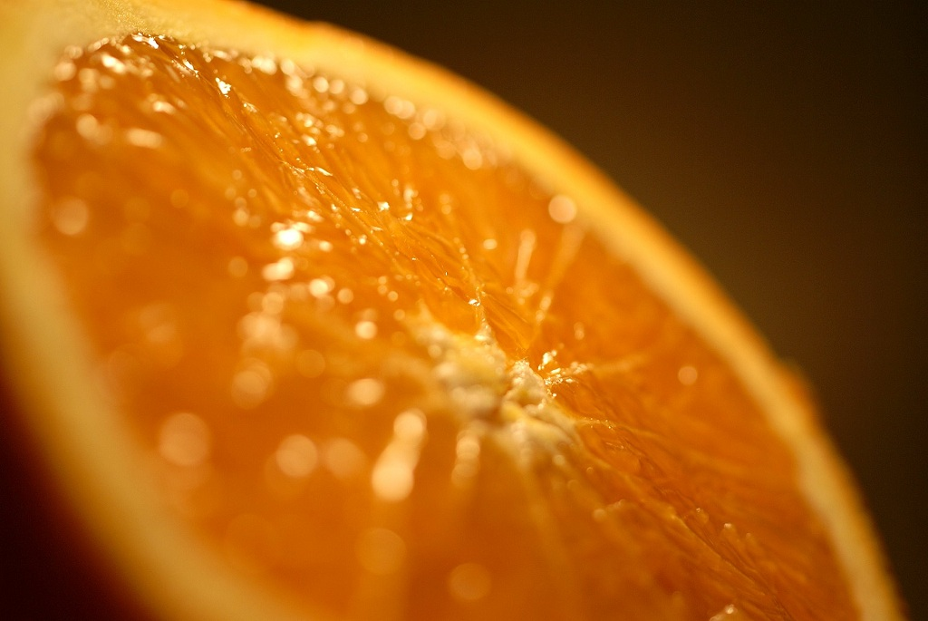 فواید مصرف پرتقال برای آقایان در حمام!