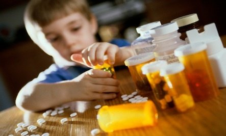 ایمنی دارویی کودکان