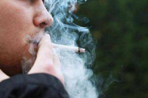 دود دست دوم سیگار