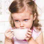 مضرات چای برای کودکان