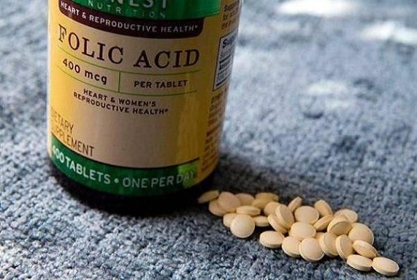 فشار خون بالا در کودکان با مصرف زیاد اسید فولیک