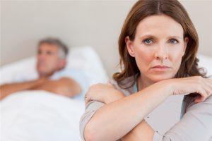 کاهش میل جنسی زنان در دوران یائسگی