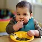 غذاهای مضر برای نوزادان
