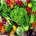 فواید سبزی برای کودکان