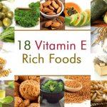کمبود ویتامین E دوره بارداری