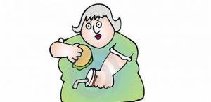 افزایش سایز شکم در زنان و تخمدان پلی کیستیک