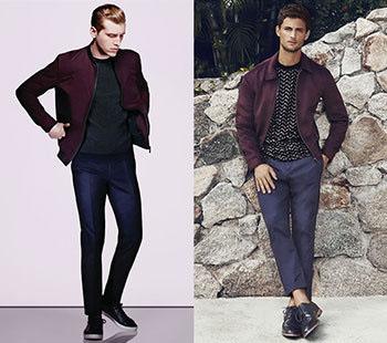 ترکیب رنگی لباس برای آقایان