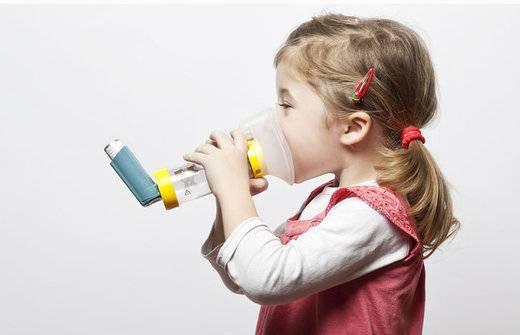 ابتلا به آسم در کودکان با وجود بی قراری