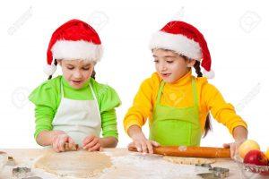 آشپزی کردن برای کودکان