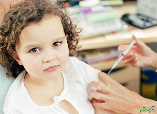 مراجعه کودکان دیابتی به چشم پزشک