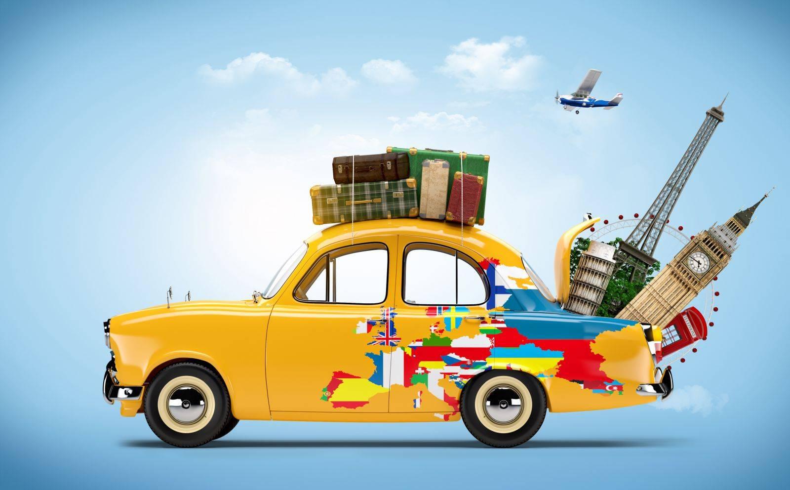 جلوگیری از حالت تهوع کودکان در سفر
