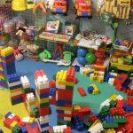 ضد عفونی کردن اسباب بازی های کودکان