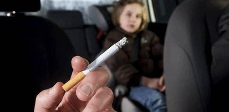 عوارض جانبی دخانیات برای اطفال