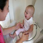 آموزش کنترل مدفوع به کودکان
