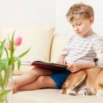 فواید داشتن حیوان خانگی برای کودکان