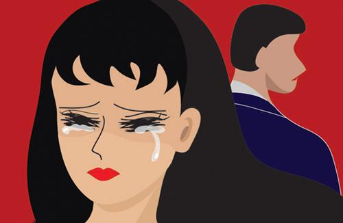 در خطر بودن ازدواج با ۶ جمله مداوم شوهر