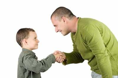 برقراری ارتباط صحیح با کودک