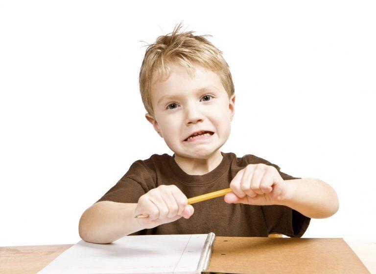 اختلالات تیک در کودکان