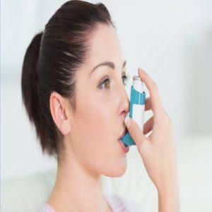 میزان ابتلای زنان باردار به بیماری آسم
