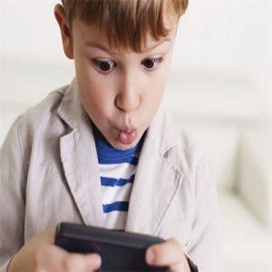 درمان اعتیاد کودکان به بازی با تبلت و موبایل
