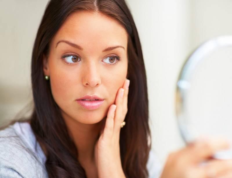 عوامل ایجاد جوش روی صورت